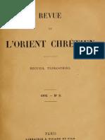 Vie de Sainte Marine (Arabe) - Guidi & Blochet (1902)