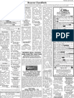 Classifieds 4/19/12