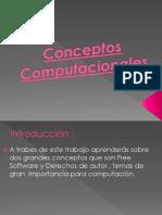 Conceptos Computacionales