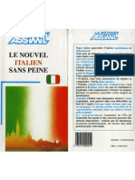 Assimil -Italian Senza Sfrozo