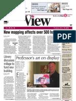 Belleville View front page April 19