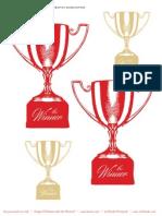 HWTM DerbyPrintables Trophies