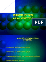 Introduccion a la Logistica