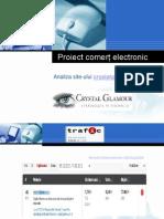 Analiza Site Comert Electronic