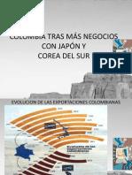 COLOMBIA TRAS MÁS NEGOCIOS CON JAPÓN Y