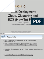 Resin, Deployment, Cloud, Clustering and EC2 (How To) Part II