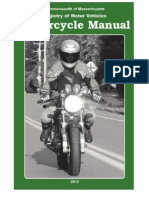 Motorcycle Manual Full