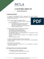 Tabela de Natureza Juridica 2009_1
