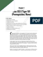 Mac OS X Tiger Guide