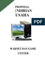 Proposal Pembuatan Warnet1