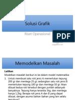 3 Solusi Grafik