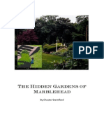 The Hidden Gardens of Marble Head