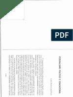 Texto Federalismo Politico e Educacional - CURY