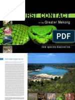 First Contact in the Mekong 2008 Final Report