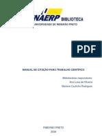Manual de Citacao UNAERP