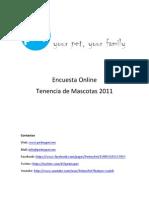 PetmyPet_Encuesta Online_2011 - Desprotegido