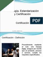 MEC03 Certificación