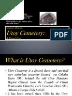 Atlanta's Historic Utoy Cemetery