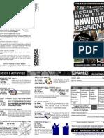 WMHS ONWARD! Afterschool Program Brochure (Session 5)