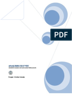 SAP Analilsis Proyek