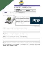 Avaliação Referencial - 6º Ano - 2º Bloco - Geografia - 2011 - Gabarito-5631