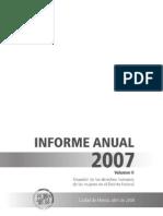 Situacion de Los Derechos Humanos Mujeres_informe_2007 Vol I