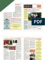 Koran Krida Edisi 16 Februari 2012