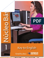 NÚCLEO BÁSICO VOL.1 - KEY TO ENGLISH
