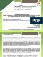 Tecno-Pedagogos Digitales Modulo v PACIE Tema 1