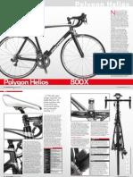Polygon Helios 800X Road Bike Review