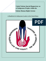 UNSR Handbook (Rough Version)