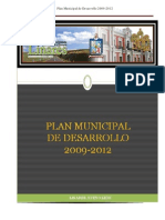 Linares Plan Mpal Desarrollo 2009-2012