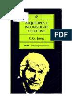 Arquetipos E Inconsciente Colectivo - Carl Gustav Jung