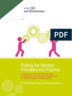 Toolkit for International Framework for CSO Development Effectiveness