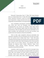 RENSTRA (Rencana Stratejik) Kecamatan Setu 2011 - 2016