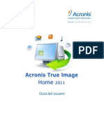 Tutorial TrueImage.2011
