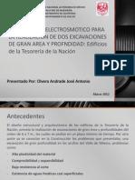 Electrosmosis