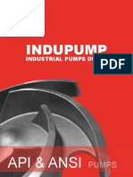 Indupump Process Pump Brochure Small