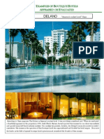 Boutique Hotels Evaluated
