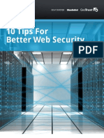 10 Tips for Better Web Security