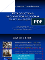 Course 7_Landfill & Site Selection for Landfill