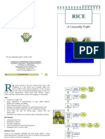 RFU 8 Rice Investment Profile