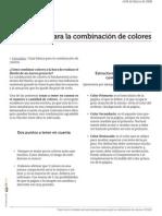 Www.cristalab.com Gu a b Sica Para La Combinaci n de Colores