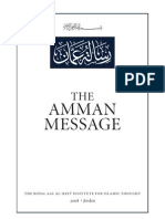Amman Message PDF Booklet v 2 5-2-08