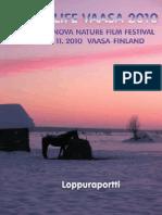 Wildlife Vaasa Festival- Book of Entries 2014 | Baloo
