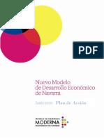 Nuevo Modelo de Desarrollo Económico de Navarra (Es)/ New Economic Development Model for Navarra (Spanish)/ Nafarroaren Garapen Ekonomikorako Eredu Berria (Es)