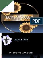 Icu Drug Study