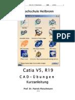 CATIA V5 Kurzanleitung R19