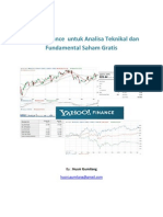 Yahoo Finance Free