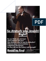 So Ataturk Was Jew! right?